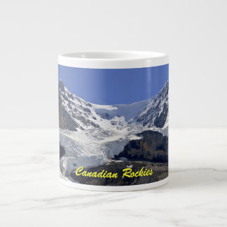 Taza del jumbo del Mt. Athabasca