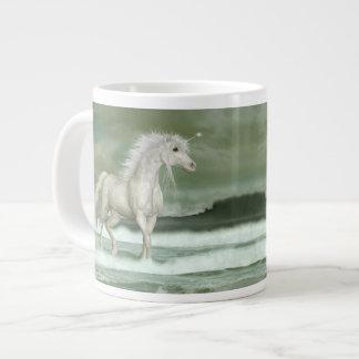 Taza del jumbo del unicornio del agua taza grande