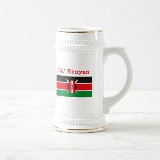 Taza del Kenyan de Lil
