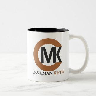 Taza del Keto del hombre de las cavernas