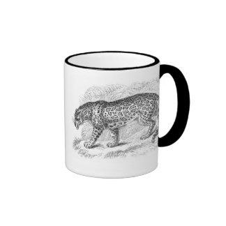 Taza del leopardo