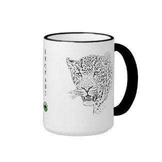 Taza del leopardo - serie de África