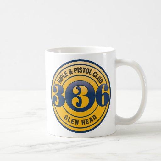 Taza del logotipo de 336 colores