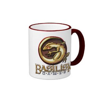 Taza del logotipo de BG