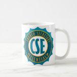 Taza del logotipo de CSE