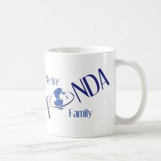 Taza del logotipo de Fonda