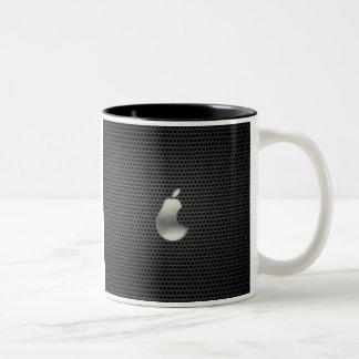 taza del logotipo de la pera