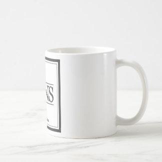 taza del logotipo de los thejens