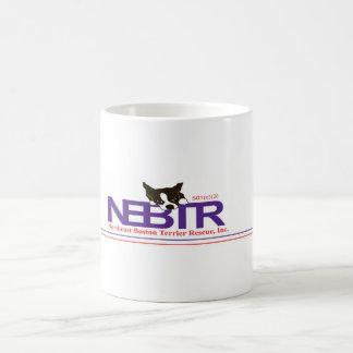 Taza del logotipo de NEBTR