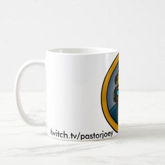 Taza del logotipo de PastorJoey