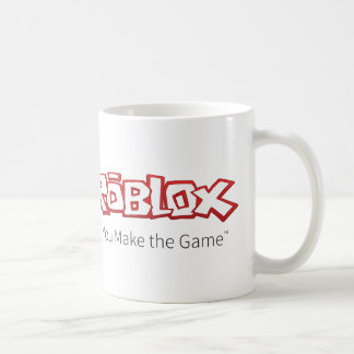 Taza del logotipo de ROBLOX