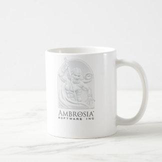 Taza del logotipo de Zeus de la ambrosía