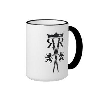 Taza del logotipo del RR