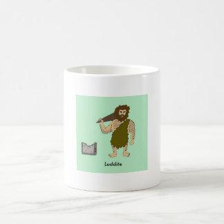 Taza del Luddite