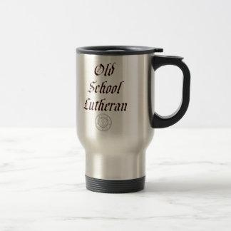 Taza del Lutheran de la escuela vieja