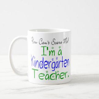 Taza del maestro de jardín de infancia