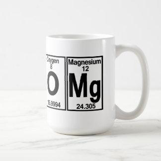 Taza del magnesio OMG de O