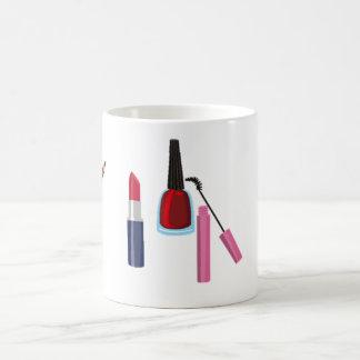 Taza del maquillaje del Cosmetologist