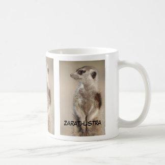 Taza del meerkat de Zarathustra