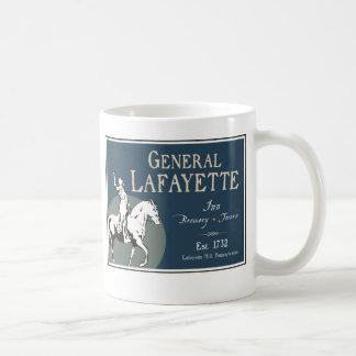 Taza del mesón de general Lafayette
