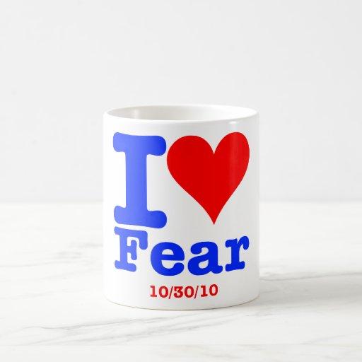 Taza del miedo