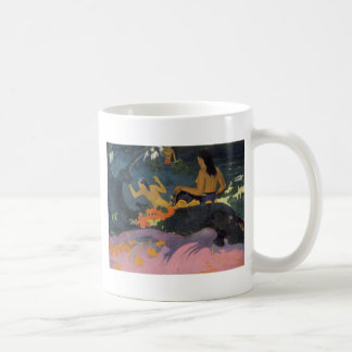 """""""Taza del Miti"""" - Paul Gauguin de Fatata Te Taza De Café"""