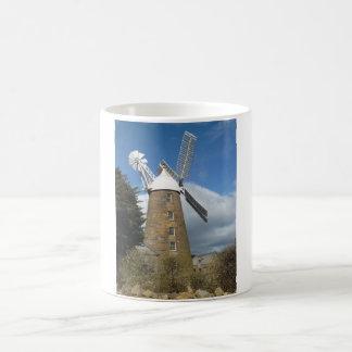 taza del molino de viento