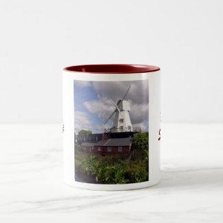 Taza del molino de viento de Rye