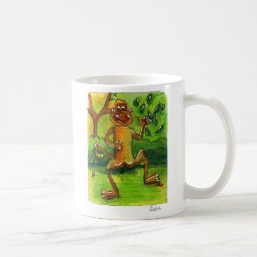Taza del mono