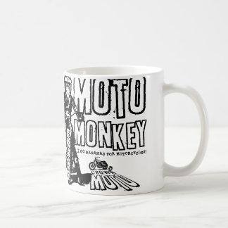 Taza del mono de Moto