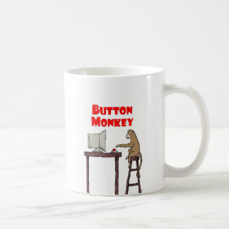 """Taza del mono del botón"""