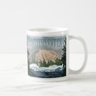 Taza del Monte Rainier Washington
