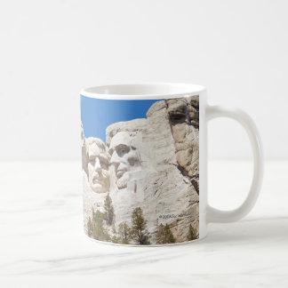 Taza del monte Rushmore