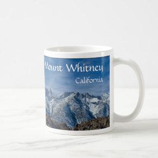 Taza del Monte Whitney