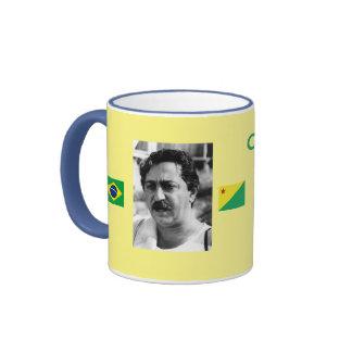 Taza del monumento de Chico Mendes