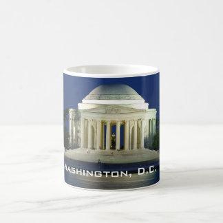 Taza del monumento de Jefferson