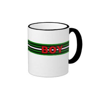 taza del muchacho (bandera del muchacho)