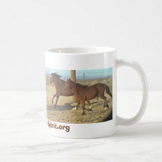 Taza del Mustango-Alcohol