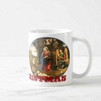 Taza del nacimiento del Jesucristo