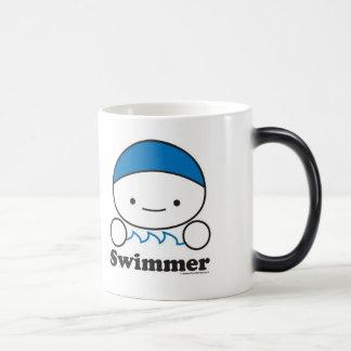 Taza del nadador (más estilos)