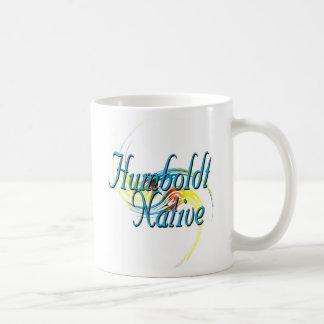 Taza del natural de Humboldt
