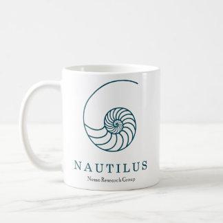 Taza del nautilus de Ship de capitán Nemo