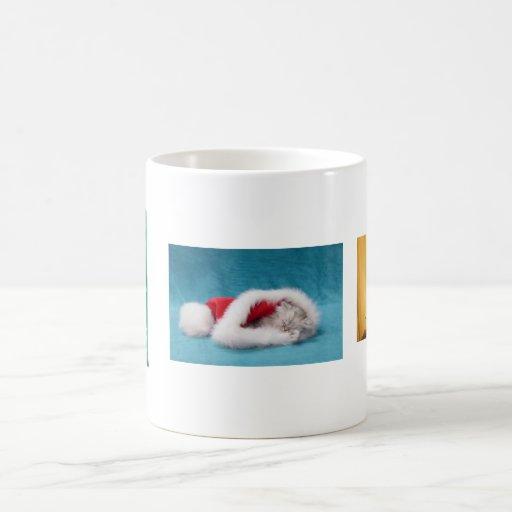 taza del navidad