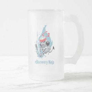 taza del ninja del eDiscovery