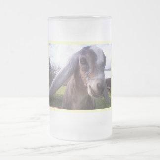 Taza del niño de la cabra de la lechería de Nubian