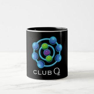 Taza del O2 del club