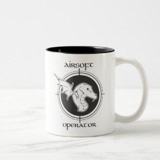 Taza del operador de Airsoft