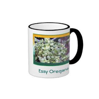 Taza del orégano de Essy