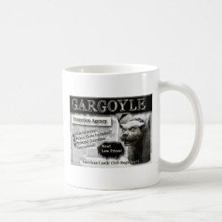 Taza del organismo de protección del Gargoyle
