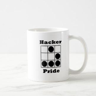 Taza del orgullo de Hacke